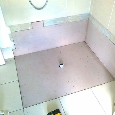 Shower-base