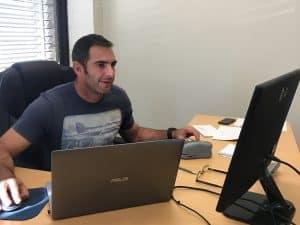 Adam Working