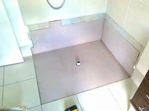 Shower-base